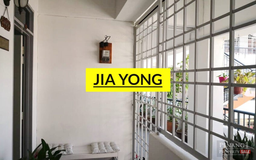 Taman Sri Indah air itam freehold aaprtment with lift opposite chung ling school