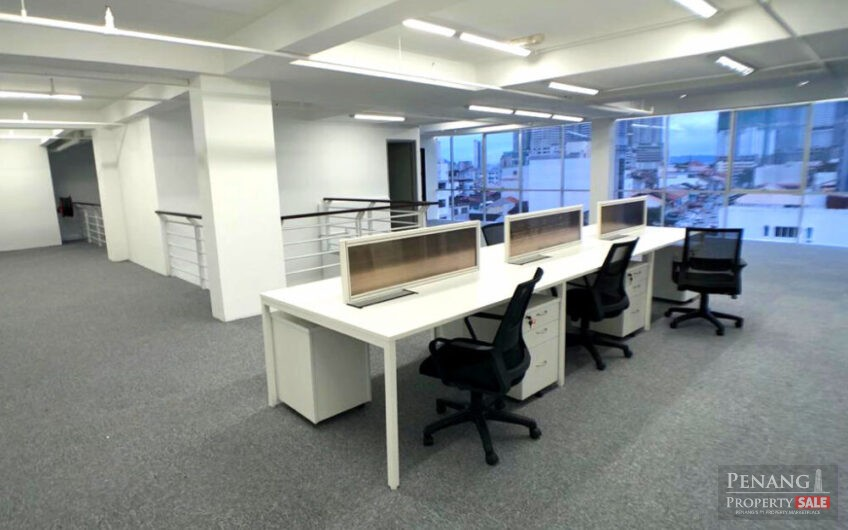 Anson cube commercial office 5000SF Georgetown with lift