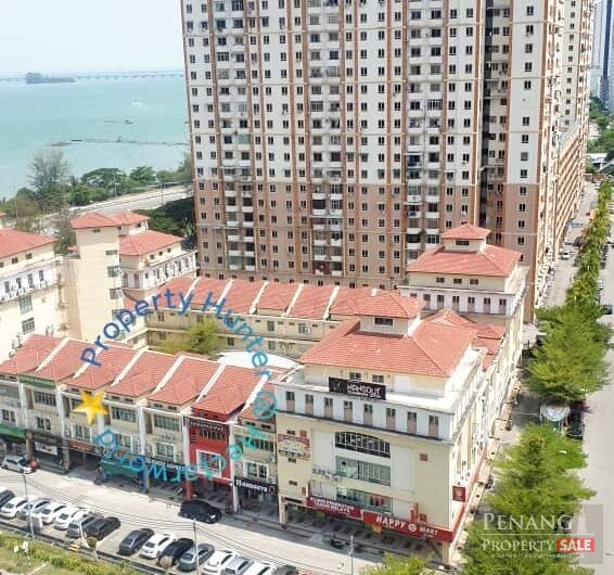 Metro Avenue, Shop lot at Jelutong, high traffic and high population area, prominent corner