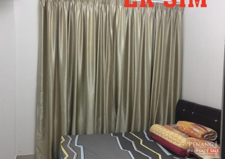 Tropicana Bay Residence Fully Furnished 2 Carpark Near Queensbay Mall