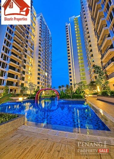 Tree Sparina, Renovated and Furnished, Resort-style condo