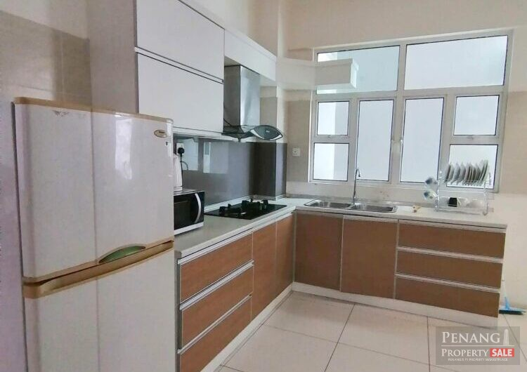 Summerton near Queensbay, 1840sqft, Fully Furnished, Sea View, 2 Carparks, Move In Condition