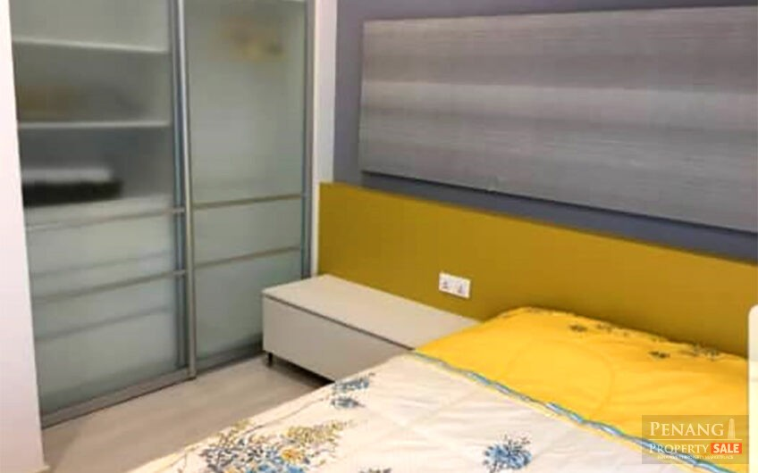 Straits Garden Suites Jelutong Tastefully Renovated 1CP