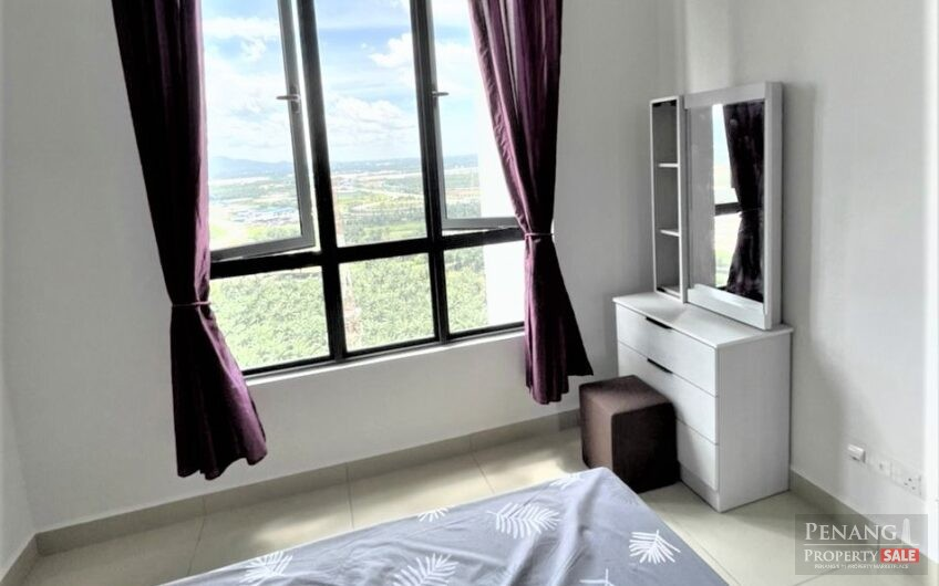 Eco Bloom, new unit, Fully renovated and Furnished, Including Wifi and Smart TV
