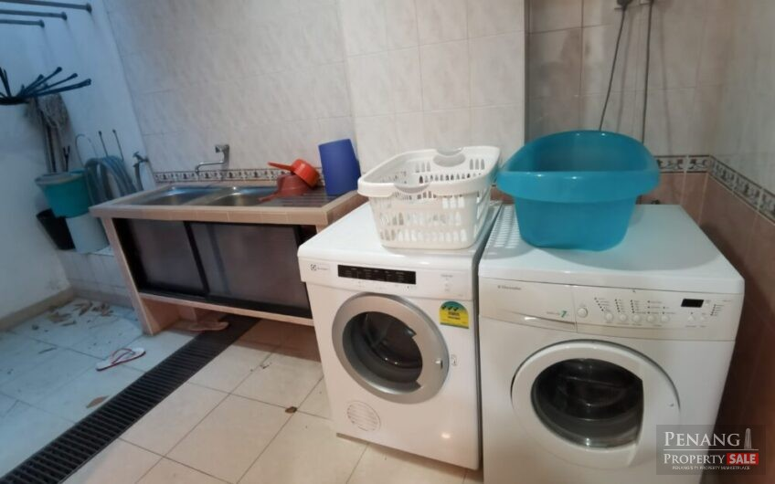 3.5 Storey Terrace House For Rent