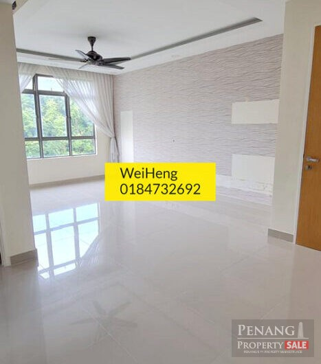 All season park  fo rent in ayer itam in high floor