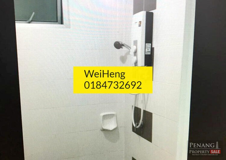 The Golden Triangle fully furnished for rent in sungai ara